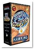 George's Secret Key Paperback Collection: George's Secret Key to the Universe; George's Cosmic Treasure Hunt; George and the Big Bang