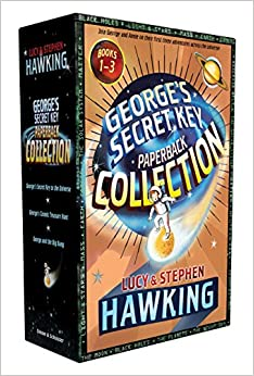 image for George's Secret Key Paperback Collection: George's Secret Key to the Universe; George's Cosmic Treasure Hunt; George and the Big Bang