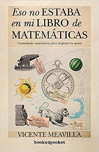 Eso no estaba en mi libro de matemáticas / That was not in my math ...