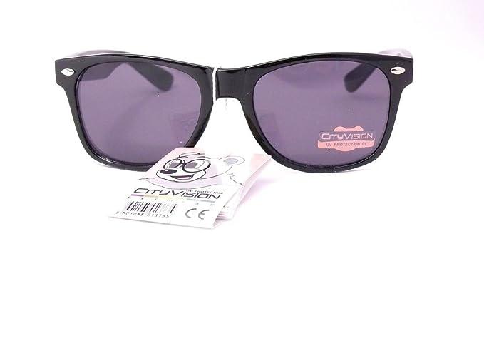 lunettes de soleil style wayfarer enfant garçon fille 3 4 5 ans 72047zb (monture  noire, âge  de 3 à 5 ans)  Amazon.fr  Sports et Loisirs 3925faec961f