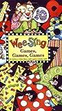 Wee Sing Games, Games, Games, Pamela Conn Beall and Susan Hagen Nipp, 0843120355
