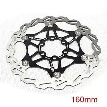 Freno de disco de bicicleta MTB DH Flotador de freno Rotores de ...