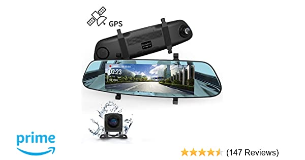 Women And Children Nice 170°hd 600 Tvl Car Front Side Rear View Mirror Reverse Backup Camera Parking Kit Suitable For Men