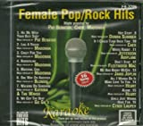 FOREVER HITS Karaoke FEMALE POP/ROCK HITS FH-3206 CDG 16 Songs