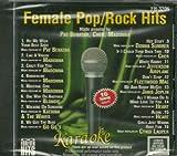 FOREVER HITS Karaoke FEMALE POP/ROCK HITS FH-3206 CDG 16 Songs