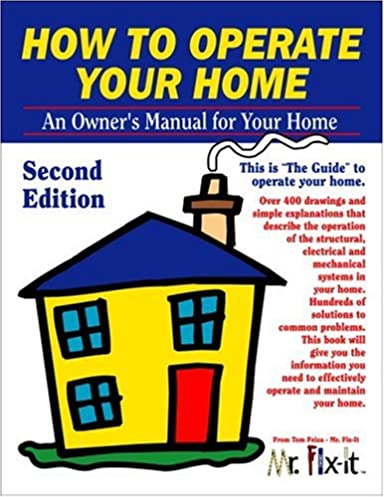 your home technical manual 5th edition pdf product user guide rh repairmanualonline today Technical Manual Clip Art your home technical manual 5th edition pdf