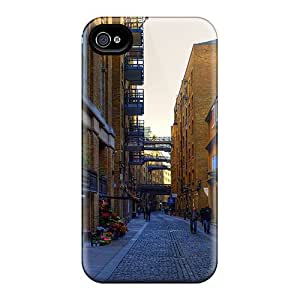 Snap-on Cases Designed For Iphone 6- Lovely London Side Street