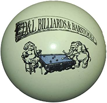 Personalizar tu propio logo imagen de bola de billar o billar bola ...