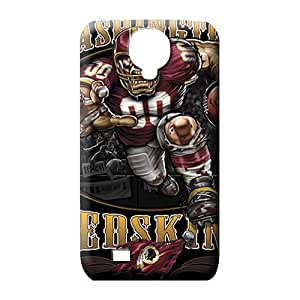 samsung galaxy s4 covers Customized Hot New mobile phone skins washington redskins nfl football