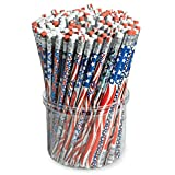 Tub of 144 Patriotic Pencils