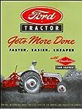 1948-1952 Ford Farm Tractor Sales Brochure