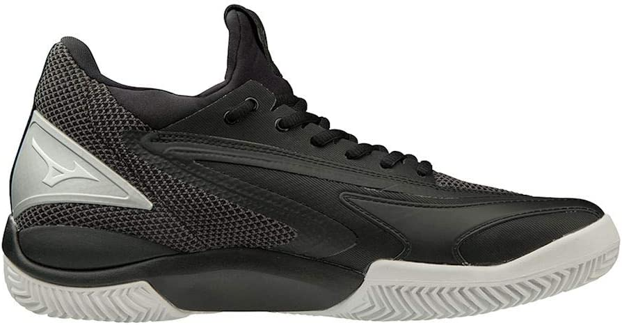 Mizuno Wave Impulse CC Negro Gris 61GC1980 03: Amazon.es: Deportes ...