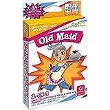Cartamundi 1432 2 In 1 Card Games Old Maid & Memory