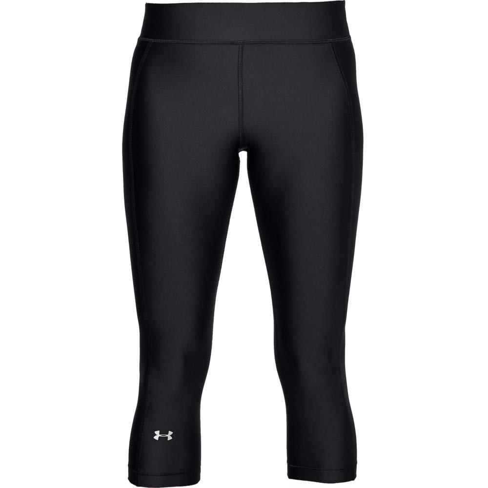 Pantaloni a Compressione Donna Under Armour UA HG Armour Capri