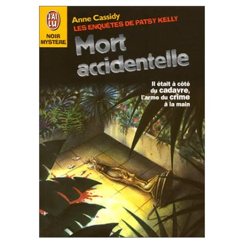 Book's Cover of Mort accidentelle
