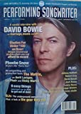 img - for David Bowie Interview / Phoebe Snow - 30 Years After