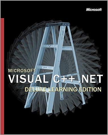 Microsoft Visual C++ .Net Deluxe Learning Edition (Pro-Developer)