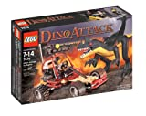 LEGO Dino Attack Urban Avenger vs. Raptor
