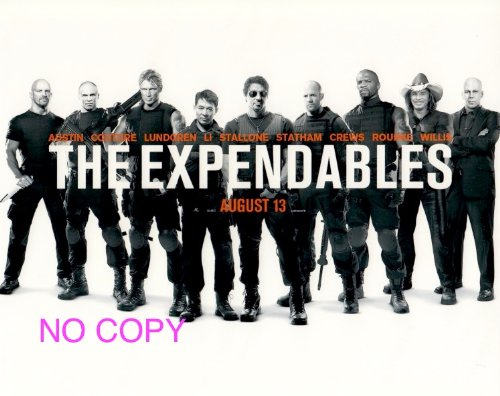 Movie Images The Expendables Sylvester Stallone Photo 8x10,sp0146