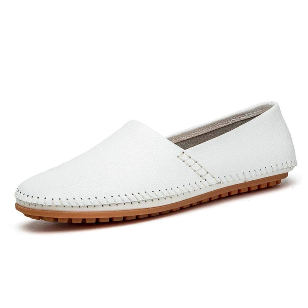 YaXuan Herrenschuhe Leder/Frühjahr / Herbst/Leichte Sohlen/Fahrschuhe Loafer & Slip Ons/Fashion Atmungsaktive Schuhe B