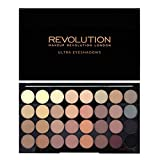 Revolution Ultra 32 Shade and Awesome 100 Eyeshadow Collection Eyeshadow Palette Professional Makeup (FLAWLESS MATTE)