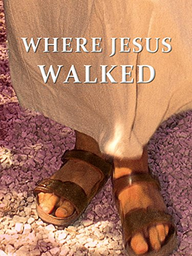 VHS : Where Jesus Walked