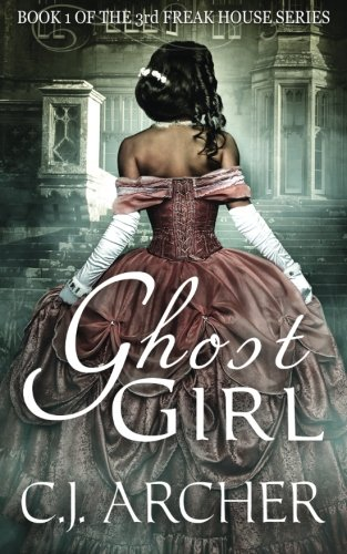 book cover of Ghost Girl