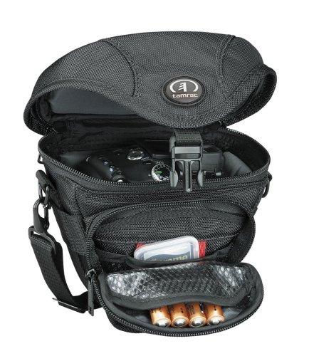 (Tamrac 5682 Digital Zoom 2 Camera Bag (Black) )