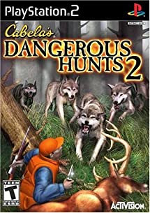 Cabela's Dangerous Hunts 2 - PlayStation 2