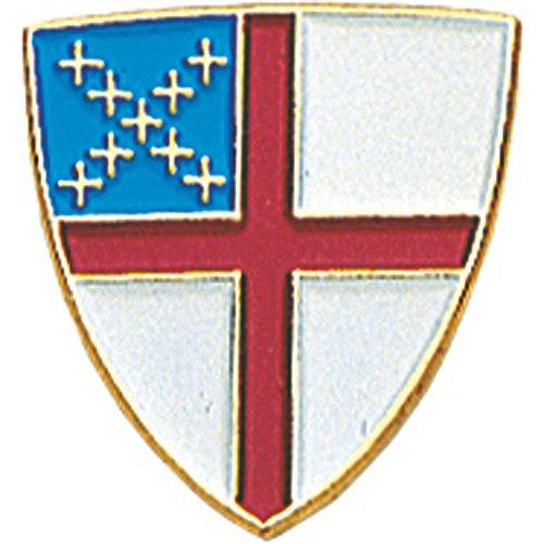 Terra Sancta Guild B-42 Episcopal Shield Religious ()