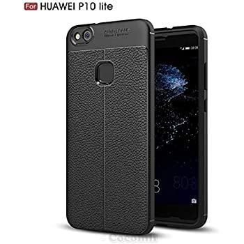 Amazon.com: Huawei P10 Lite Caso, silicona Shockproof Phone ...