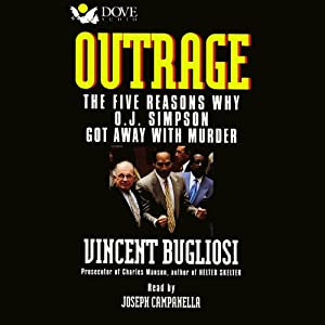 Outrage Audiobook
