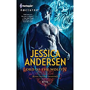 Lord of the Wolfyn Audiobook