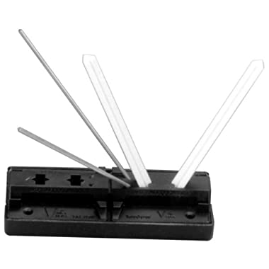 Tri-Angle Sharpening Kit, 2 Medium/2 Fine - M - 204MF