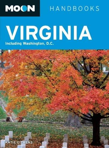 Moon Virginia: Including Washington, D.C. (Moon Handbooks) ebook