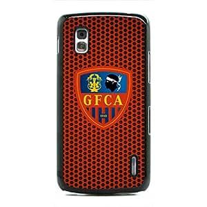 Athletic Club Ajaccio Football Club Phone Case 007 Smartphone Case Google Nexus 4 Phone Case Cover