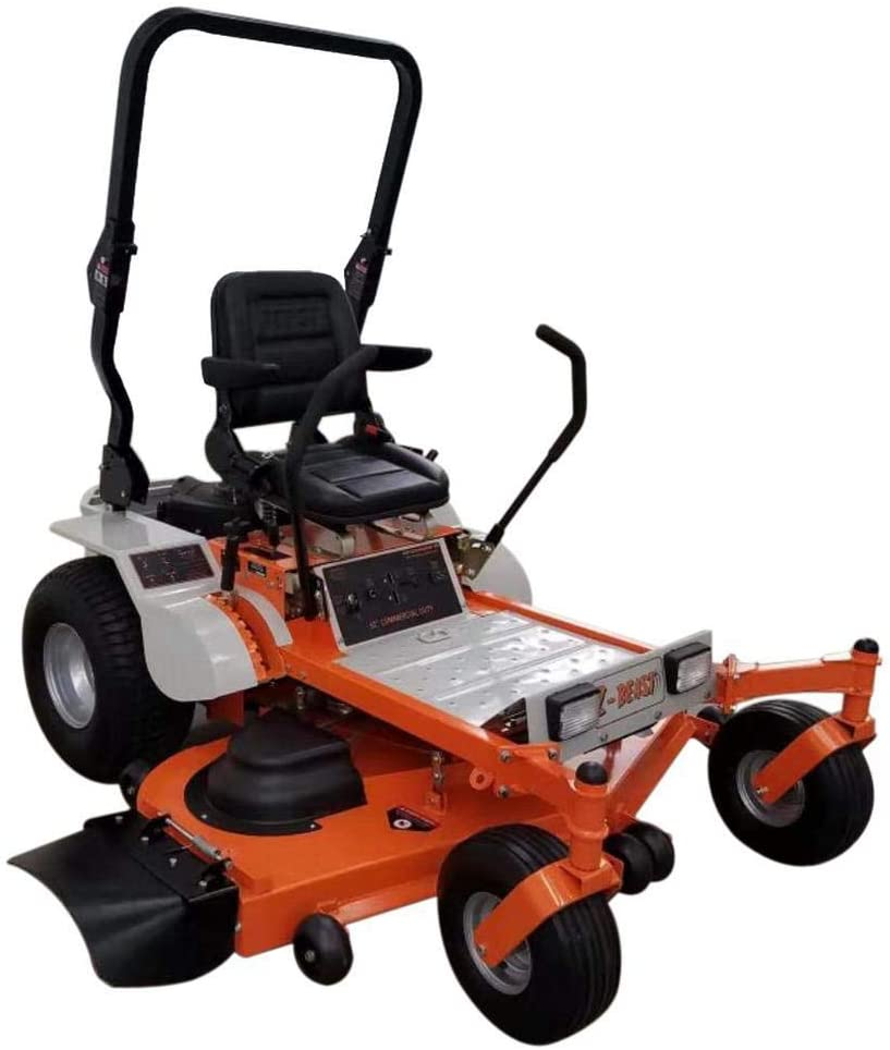 Beast 62-Inch Zero Turn Mower