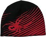 Spyder Boys Throwback Hat, Black/Formula, One Size