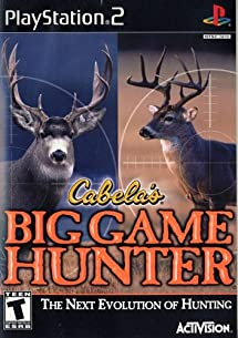 Amazon com: Cabela's Big Game Hunter - PlayStation 2: Artist