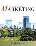 Pride/Farrell's Foundations of Marketing, 6th Edition plus 4-months instant access to MindTap™ Marketing.