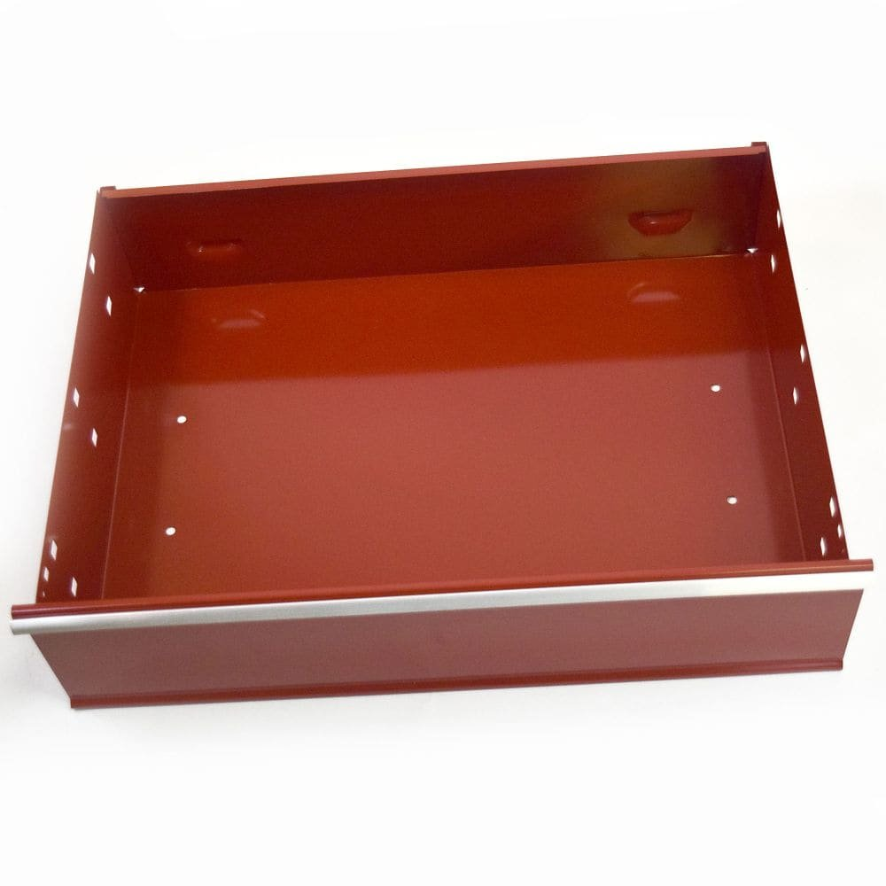 Craftsman A18310A2-ER Tool Chest Drawer Genuine Original Equipment Manufacturer (OEM) Part for Craftsman, Red