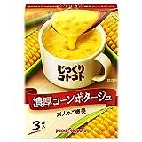 Pokka Sapporo carefully Kotokoto thick corn potage 3 Kuii X5 boxes