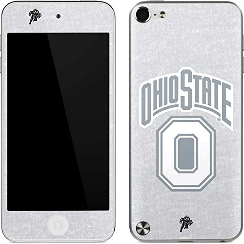 Ohio State University iPod Touch (5th Gen&2012) Skin - OSU Ohio State Faded Vinyl Decal Skin For Your iPod Touch (5th Gen&2012) (Ipod Touch 5 Cases Ohio State)