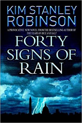 Book Forty Signs of Rain (Robinson, Kim Stanley)