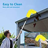 Air Jade Gutter Guard Cleaner Brush, Extendable