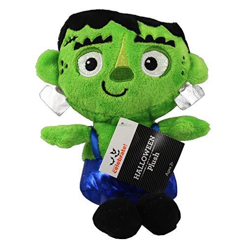 Connie N Randy Halloween Plush Frankenstein -