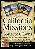 California Missions Collector Cards, David John McLaughlin, 0982504756