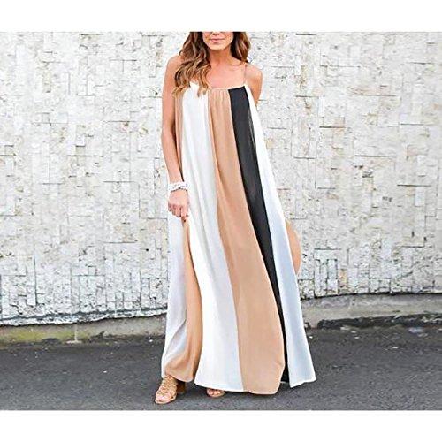 Strapless Persimmon Casual Dress Kaftan Striped Un Tunic ncie Sexy Sarong Hw6FU7YWq