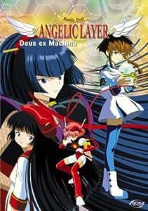 Angelic Layer: V.5 Deus ex Machina (ep.17-20)