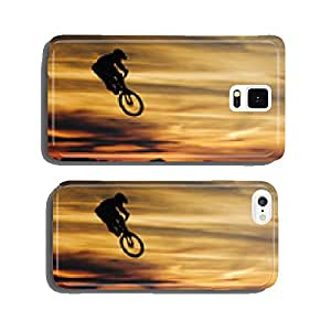 Mountainbike Jump cell phone cover case iPhone6 Plus